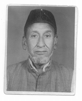 Mohd Farooqui